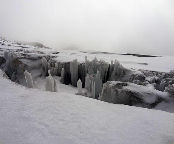 Glaciers of the Rwenzoris