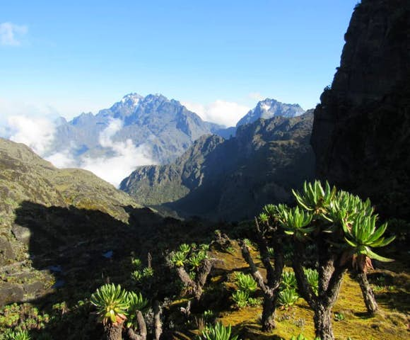 Hiking Mount Stanley