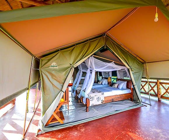 Mid-Range Accommodation in Murchison Falls National Park
