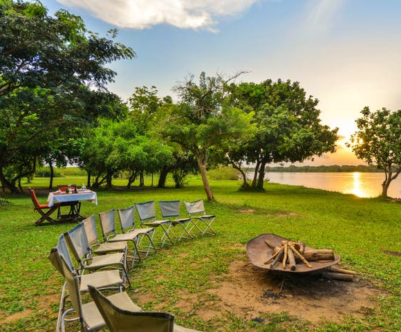 Accommodation in Murchison Falls National Park