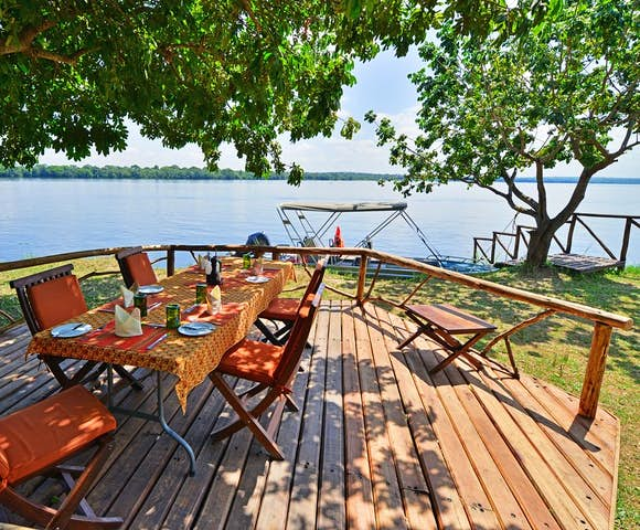 Luxury Accommodation in Murchison Falls National Park