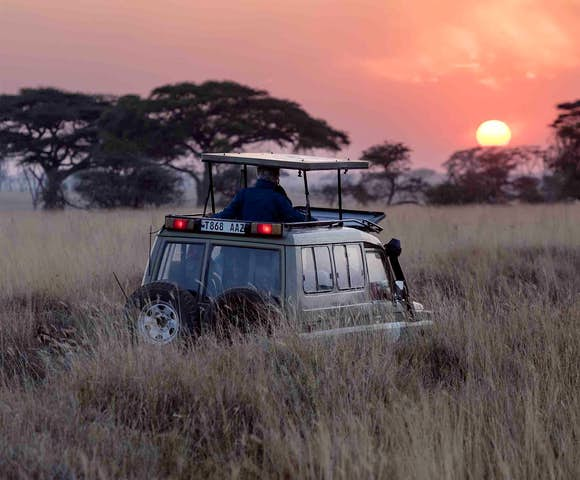 Kikorongo Safari Lodge