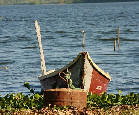 Lake Victoria is an integral part of any Ugandan adventure.